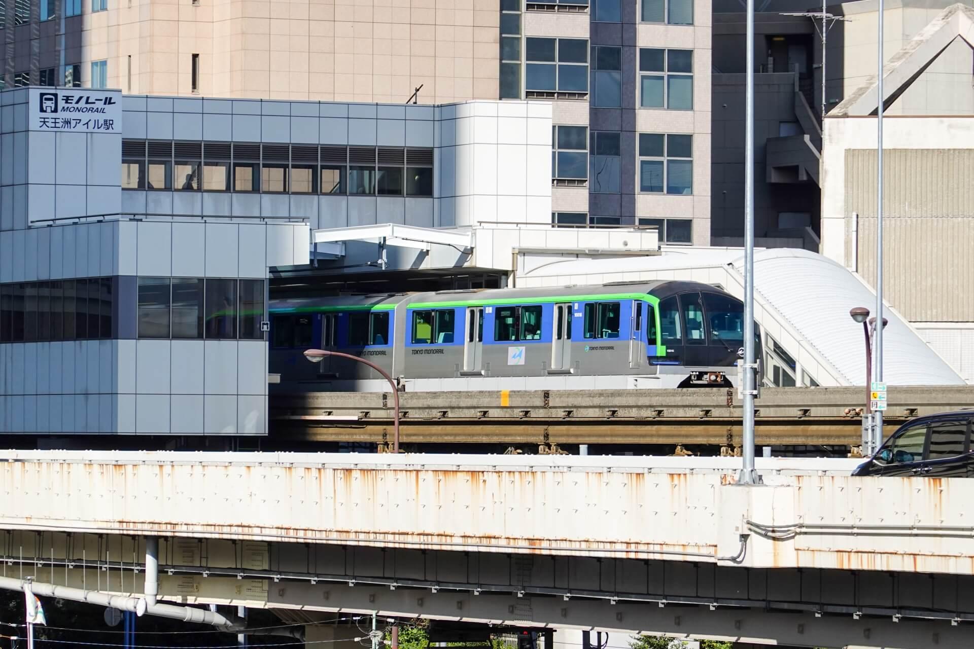 羽田空港から電車を使って行く方法