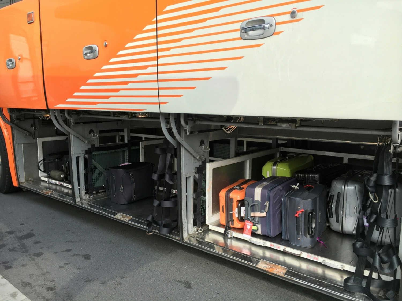 手荷物の制限
