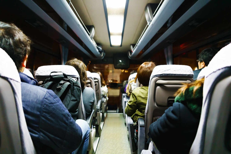 羽田からディズニーに行くバスは満席になる