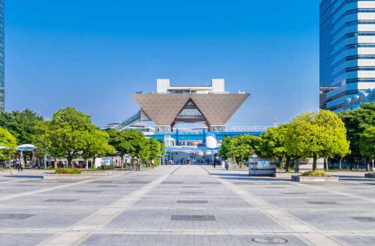羽田空港からビッグサイトへのアクセス