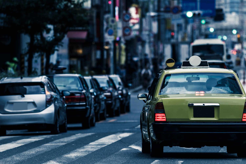 通常のタクシーと貸切タクシーの違い