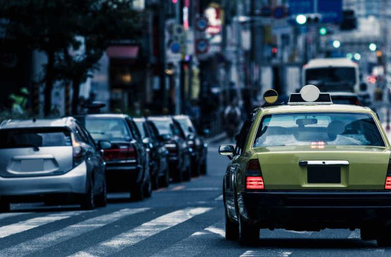 タクシーの貸切料金