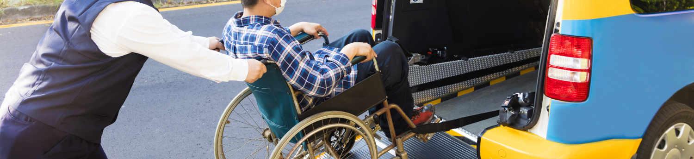 車椅子でのタクシー利用事情