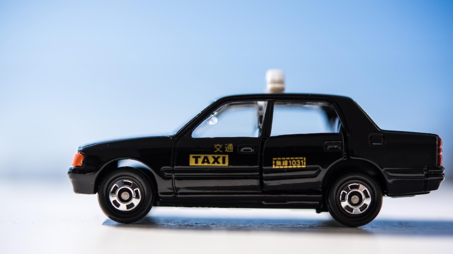 東京のタクシー初乗り料金・距離による加算料金