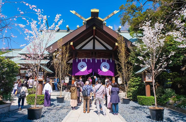 画像:東京大神宮