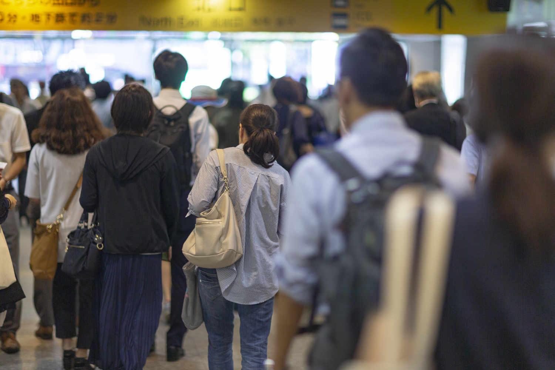 公共交通機関利用時の注意点