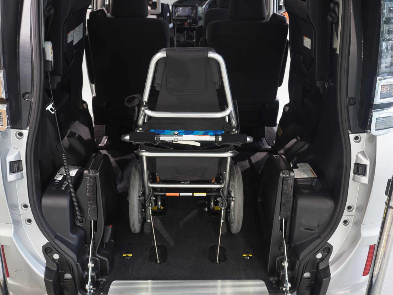 車椅子に対応する福祉車両レンタカー