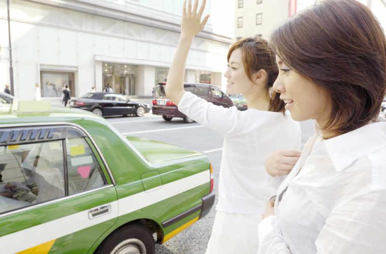 東京のタクシー料金の仕組み