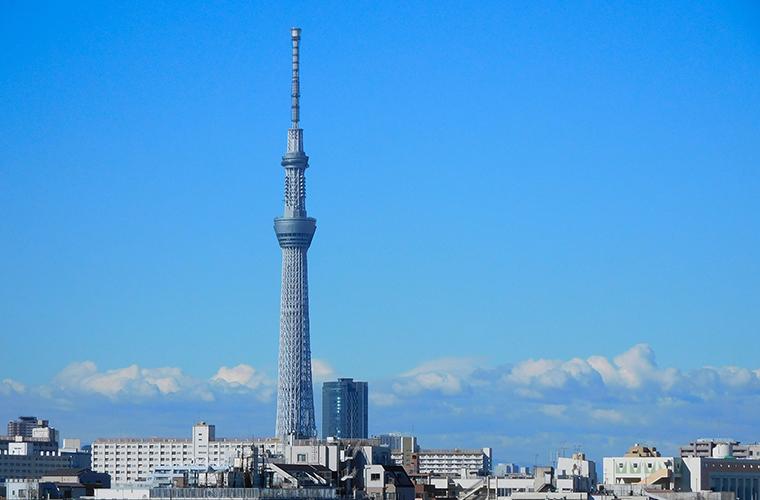 画像:東京スカイツリー・ソラマチ